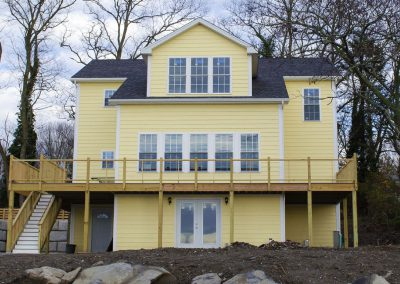 Coastal Modular Homes of Rhode Island Jamestown Build 2016