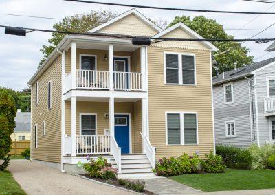 Coastal Modular Homes of Rhode Island Narragansett Build 2018