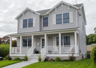 Coastal Modular Homes of Rhode Island Narragansett Build 2019